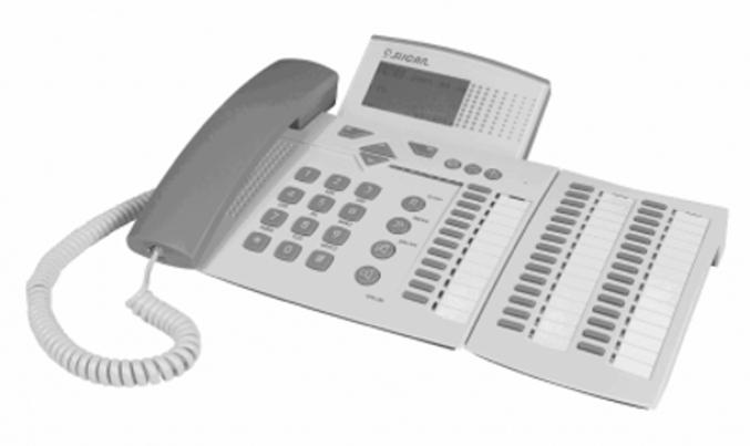 Centrale telefoniczne.